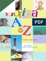 Florida A to Z by Susan Ryan