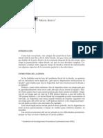 Crisis Del Milenio - Cuestion de Deuda (FIEL 2003)