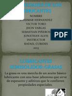 Propiedades de Los Libricantes (2)