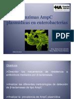 AmpC plasmidicas en Enterobacterias.pdf