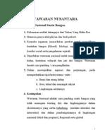 Wawasan Nusantara I