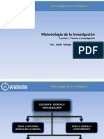 Diapositivas Leccion 1 Metodologia Invetigacion