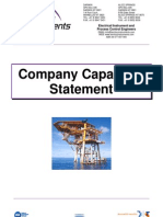 TI Company Capability Statement