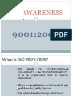 9001 2008 Iso Orientation