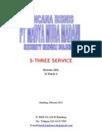 Bisnis Plan S-Three