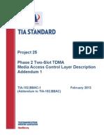 TIA TIA-102.BBAC-1-2013