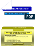 5.6 Water Purification