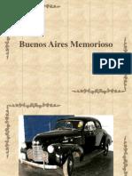 Buenos Aires Memorioso