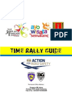 Updated 170613 - Time Rally Guide KEJURNAS TIME RALLY 2013 (Jateng, 29-30 Juni)