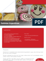 Galletas Argentinas