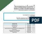 Cronograma Educacion I-2013