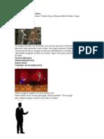 Cómo hacer juegos de teatro