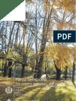 Parco Sempione Percorsi Alberi Guida