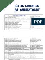 Bibliografia Textos Ambientales