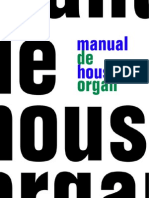 Manual House Organ