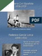 La Guerra Civil Espanola (1)