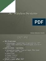 3 g Wireless System