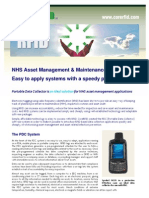 017 RFID PDC Fact Sheet for NHS
