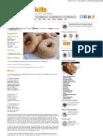 Doughnuts Recipe - Recipes - Cookeryskills