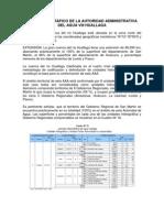 ÁMBITO GEOGRÁFICO DE LA AUTORIDAD ADMINISTRATIVA DEL AGUA VIII HUALLAGA