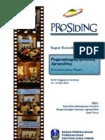 Prosiding Rakor Agropolitan 2013_part1