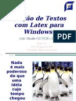 Latex No WindowsI-II