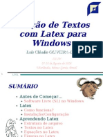 Latex No WindowsIII-IV