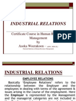 IPM Industrial Relation New