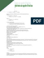 Bài 2 Nguyên tử bảng tuần hoàn các nguyên tố hoá học liên kết hoá học