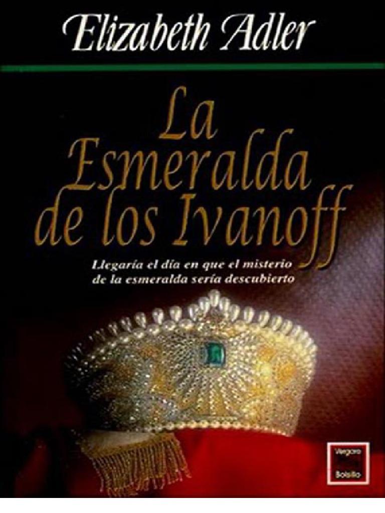 c383028164a2 ELIZABETH ADLER - La Esmeralda de Los Ivanoff