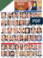 Senarai_Kabinet_2013