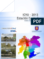 Analisis Icvu-2013 e.central