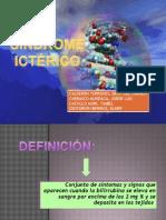 SINDROME ICTERICO - L