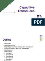 Capacitive Transduces