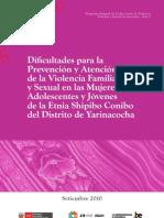 Prevencion de Violencia Sexual en Mujeres Adolescentes