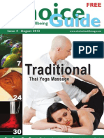 Choicehealthmag.com Guide Issue 04 Aug 2012
