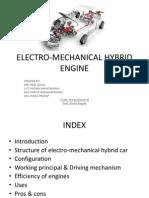 New Electro - Mech Hybrid