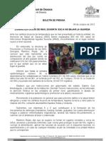 04/10/12 Germán Tenorio Vasconcelos disminuyen Casos de Iras, Exhorta Sso a No Bajar La Guardia