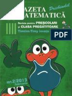 Carti. Gazeta.matematica. Prichindel. Februarie 2013 Ed.paralela45. TEKKEN