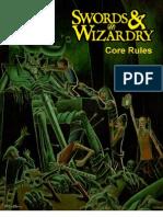 Swords and Sorcery Rulebook