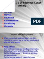 Business Letter Writing.ppt