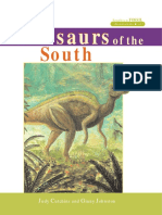 Dinosaurs of the South by Judy Cutchins and Ginny Johnston
