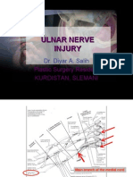 ULNAR NERVE RECONSTRUCTION ppt