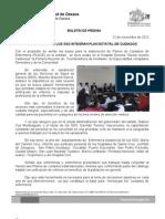 05/11/12 Germán Tenorio Vasconcelos enfermeras de Los Sso Integran Plan Estatal de Cuidados
