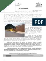 18/11/12 Germán Tenorio Vasconcelos beneficia Hospital de Valle Nacional, A 25 Mil Habitantes