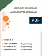 Desain Ulang Organisasi Dengan Sistem Informasi