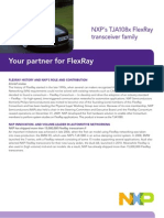Flexray Trans Receivers Family