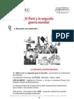 Segunda Guerra Mundial y El Peru IRFA