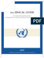 UN Security Council Resolution1373 Technical_guide_1373