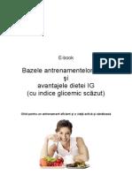 118012939 Bazele Antrenamentelor Fizice Si Avantajele Dietei IG DIET